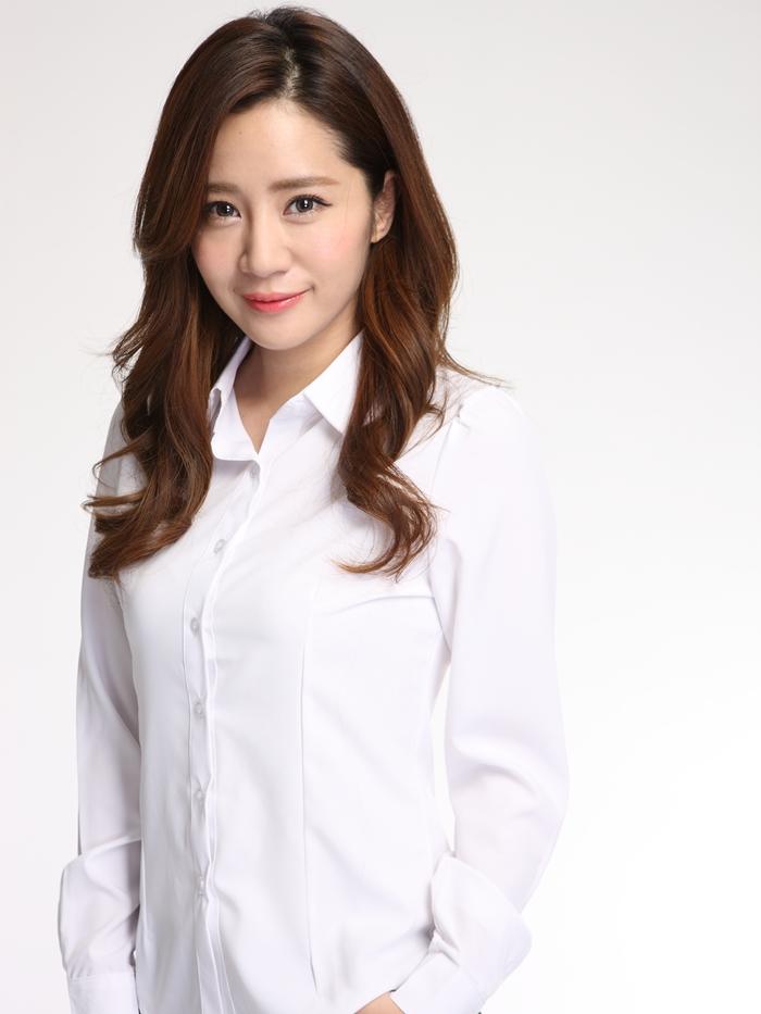 女白襯衫,白襯衫,面試服裝