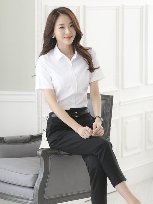 女白襯衫,面試服裝,OL襯衫