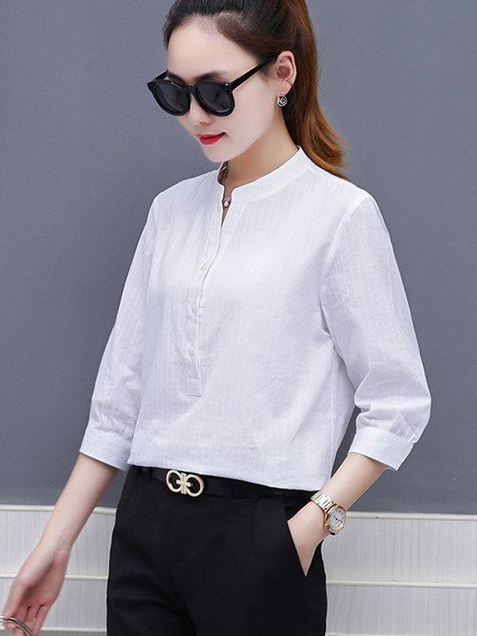 女白襯衫,白襯衫女,女裝,服飾,OL套裝 ,cpshirt
