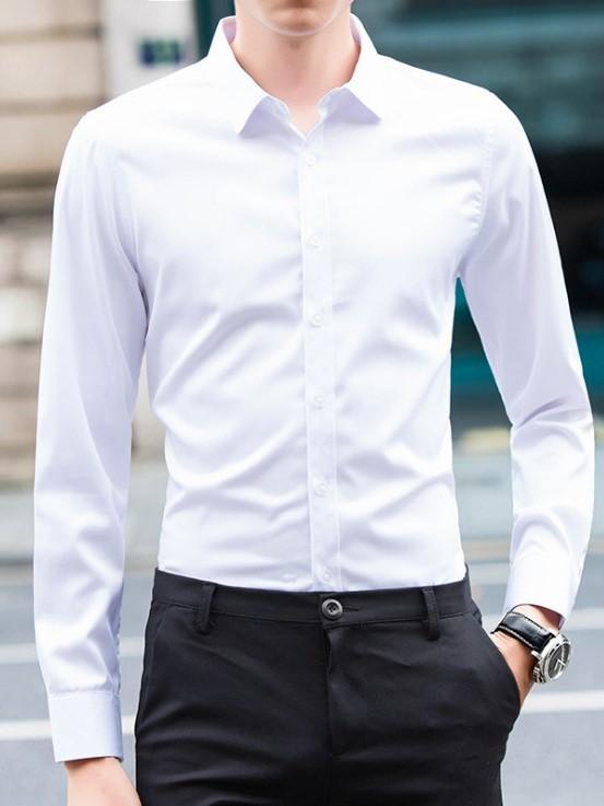 白襯衫 男