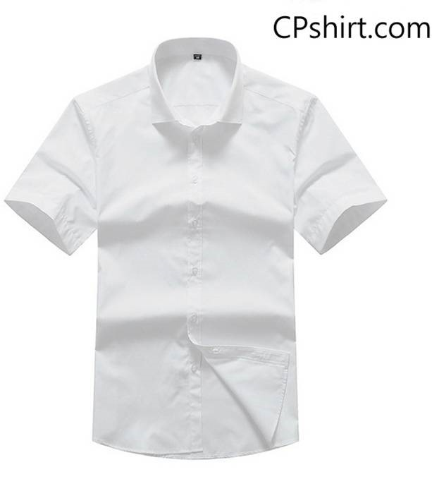 上班族,男,免燙,白襯衫,素面襯衫